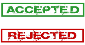 Accepted - Rejected
